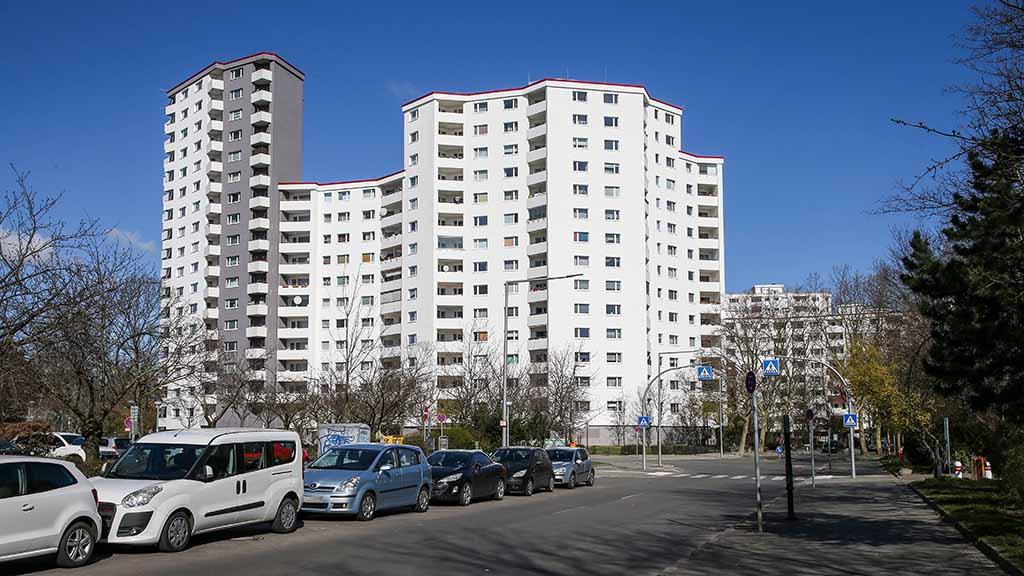 Berlin-Reinickendorf: Das Märkische Viertel wird zum Modell