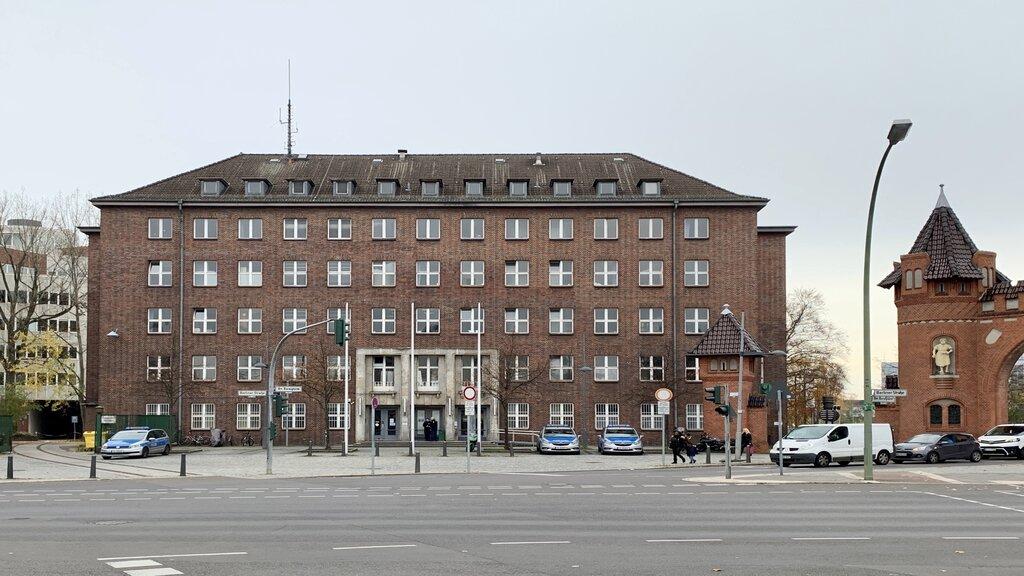 Berlin-Tegel: Polizeiwache soll sicherer werden