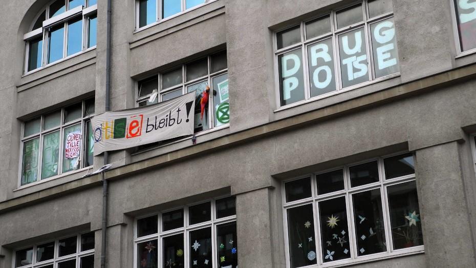 Berlin-Schöneberg: Die Potse sucht ein neues Zuhause