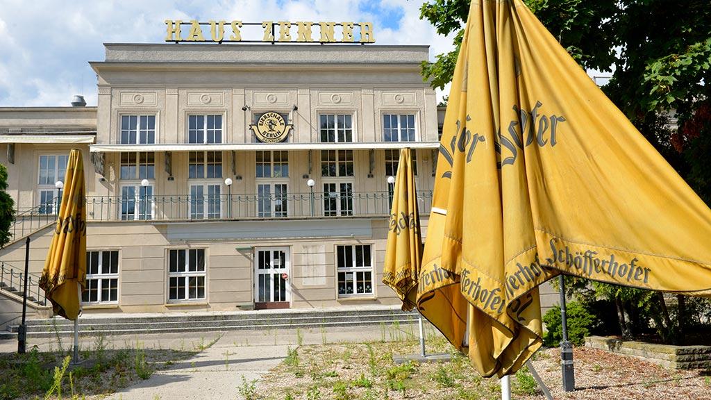 Berlin-Treptow: Beste Aussichten fürs Gasthaus Zenner