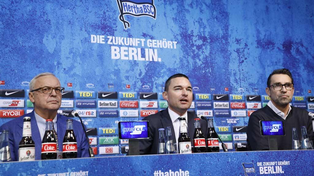 150 Millionen Euro für Hertha BSC