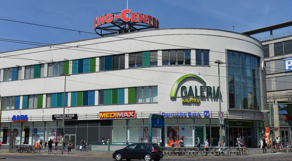Berlin-Lichtenberg: Kaufhof im Ring-Center ist gerettet