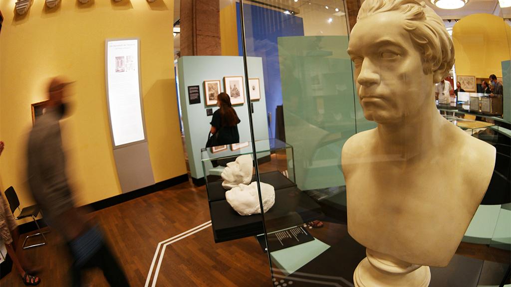 Auf Beethovens Spuren im Deutschen Historischen Museum
