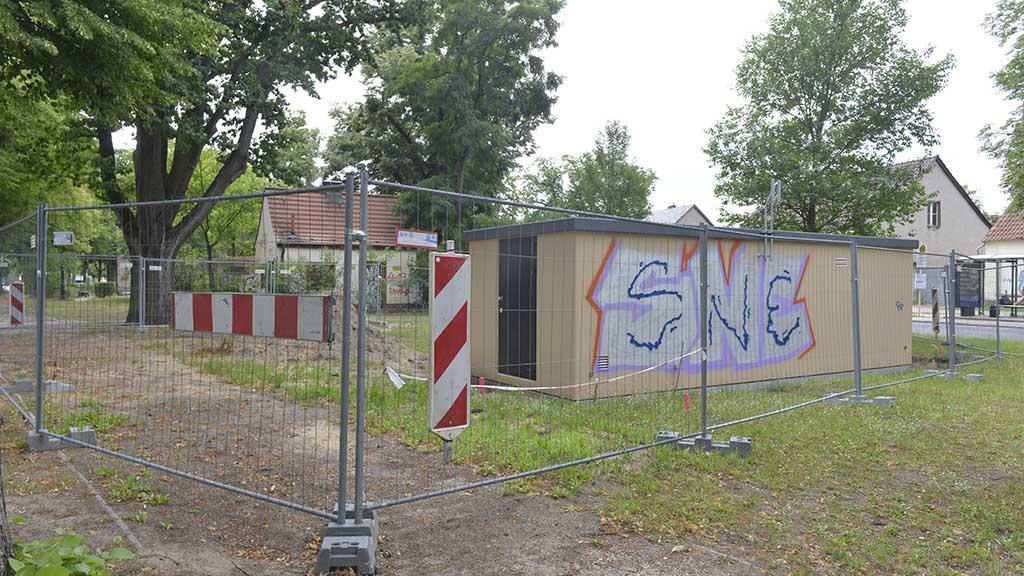 Berlin-Köpenick: Streit um den Müggelheimer GASAG-Klotz
