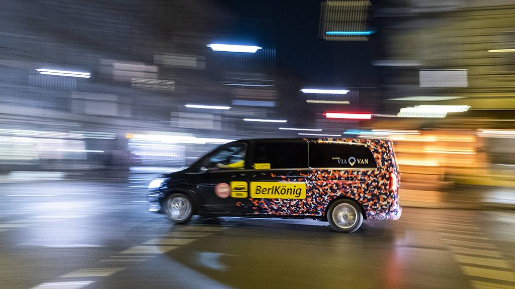 Berlin-Marzahn: BVG-Rufbusse jetzt auch am Stadtrand