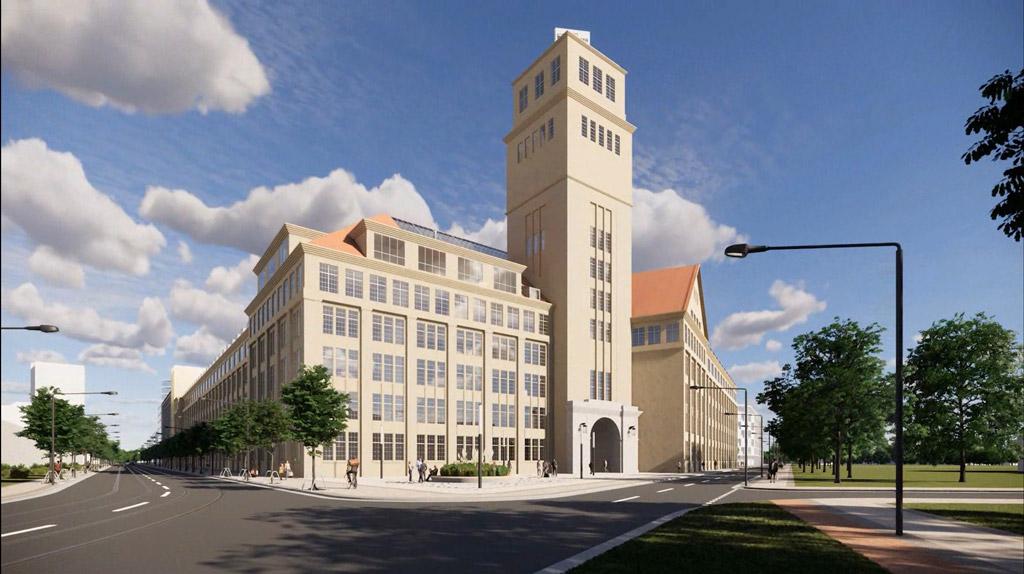 Berlin-Schöneweide: Platz für 10.000 Beschäftigte