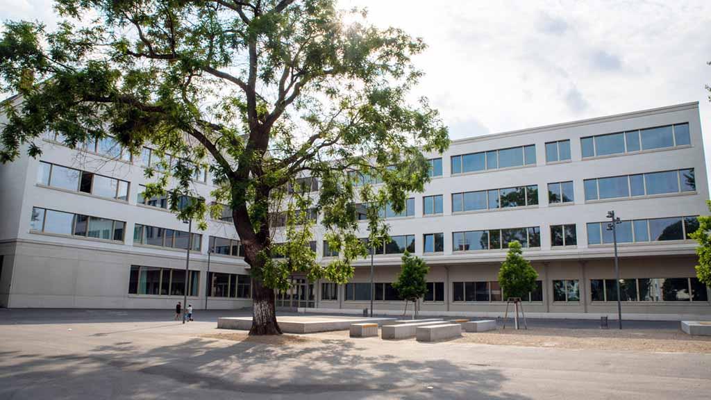 Berlin-Neukölln: Erweiterungsbauten auf Campus Rütli eingeweiht