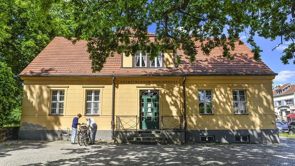 Heimatmuseum Zehlendorf: Wiedereröffnung mit neuer Ausstellung