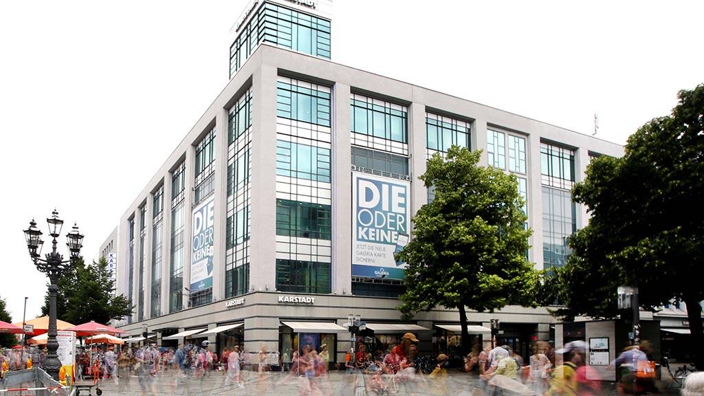 Drei weitere Berliner Karstadt-Häuser sind gerettet