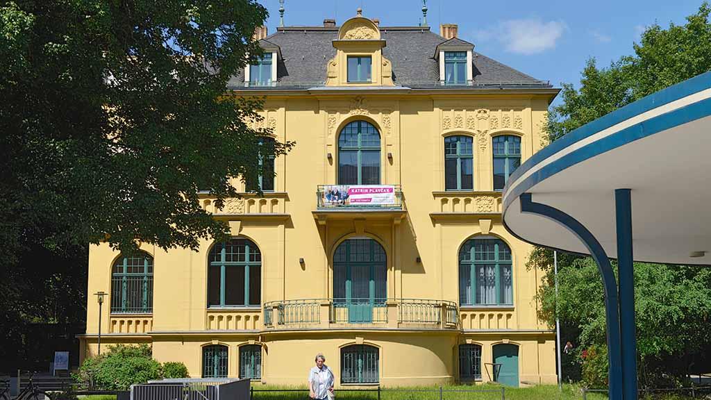 Steglitz-Zehlendorf: Schwartzsche Villa feiert Geburtstag