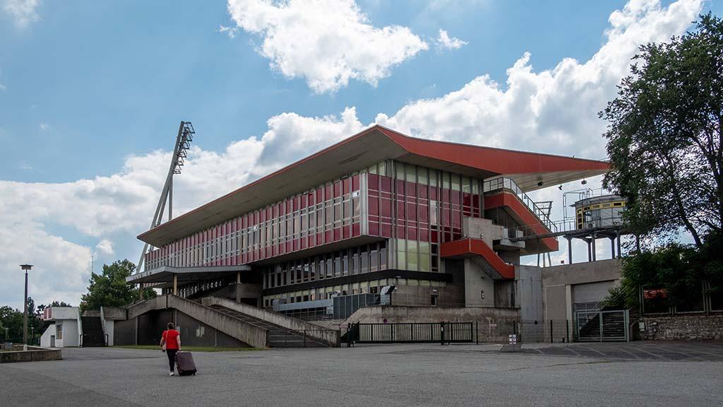 Prenzlauer Berg: Widerstand gegen Abriss des Jahn-Stadions