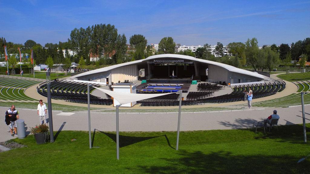 Berlin-Hellersdorf: Klassik in der Arena