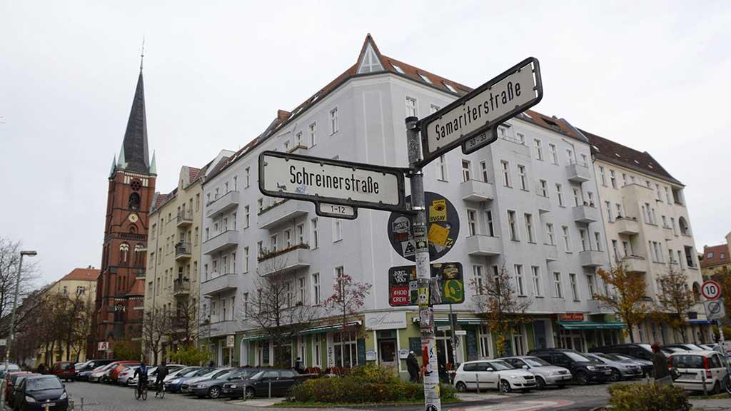 Berlin-Friedrichshain: Gemeinsam für den Samariterkiez