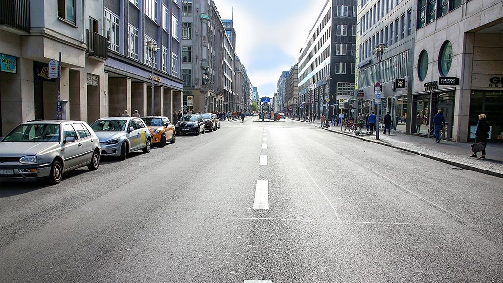 Berlin-Mitte: Kritik am geplanten Radweg auf der Friedrichstraße