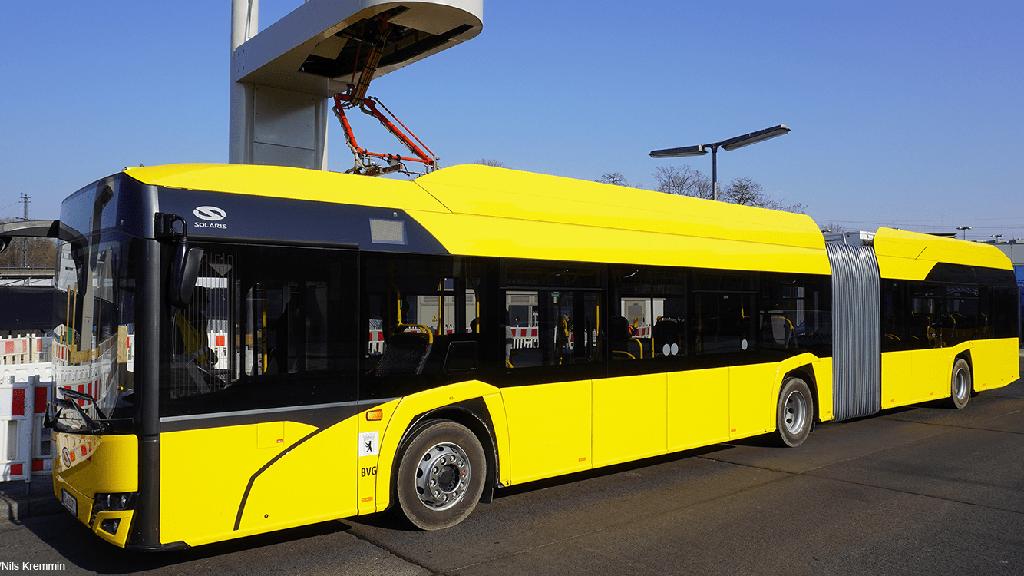 Die gelbe Zukunft des Berliner Nahverkehrs ist elektrisch