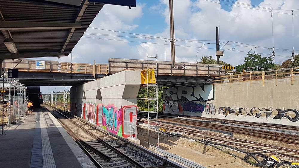 Berlin-Marzahn: Ersatzneubau der Südlichen Rhinstraßenbrücke