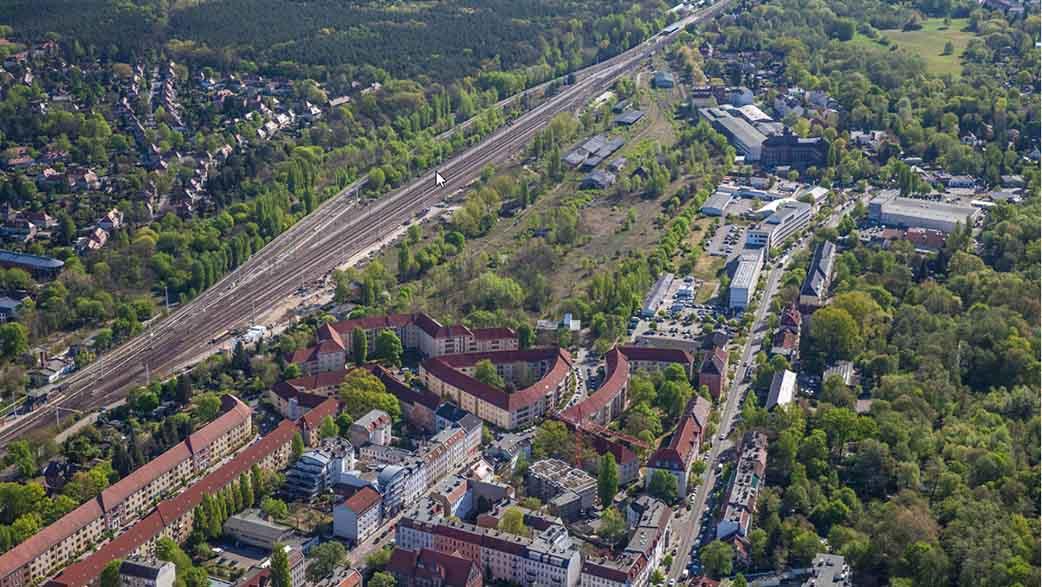 Güterbahnhof Köpenick wird Stadtquartier