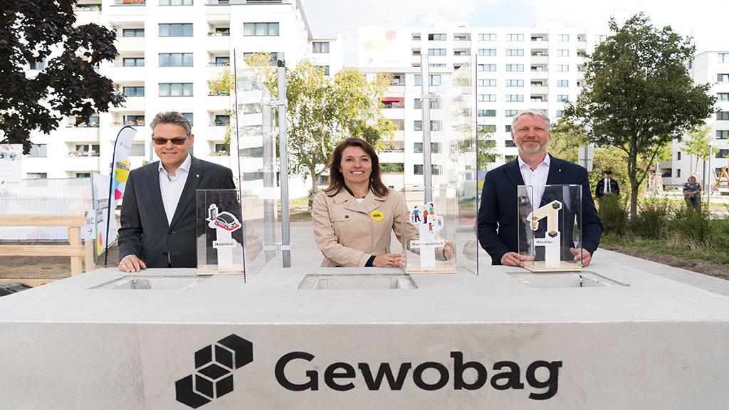 Tempelhof-Schöneberg: 137 neue Wohnungen im Wohnpark Mariendorf
