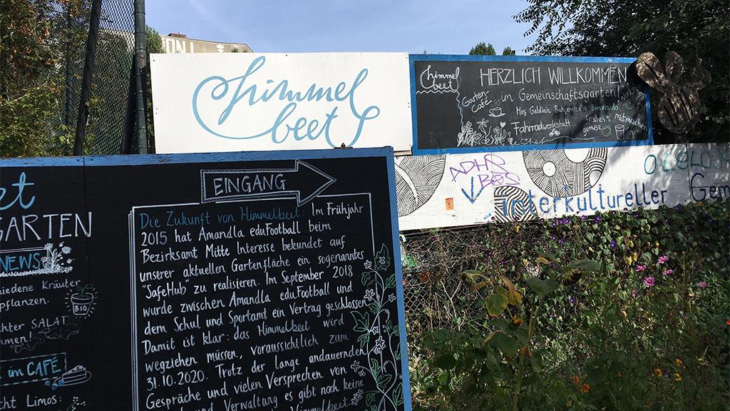 Berlin-Wedding: Himmelbeet erhält erneut Aufschub