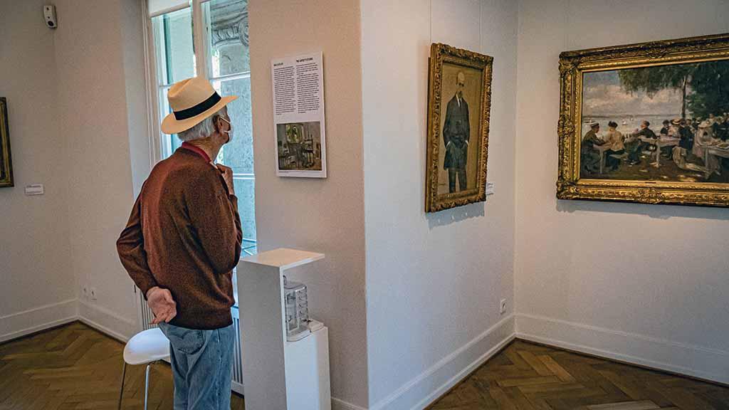 Berlin-Wannsee: Neue Ausstellung feiert Maler Max Liebermann