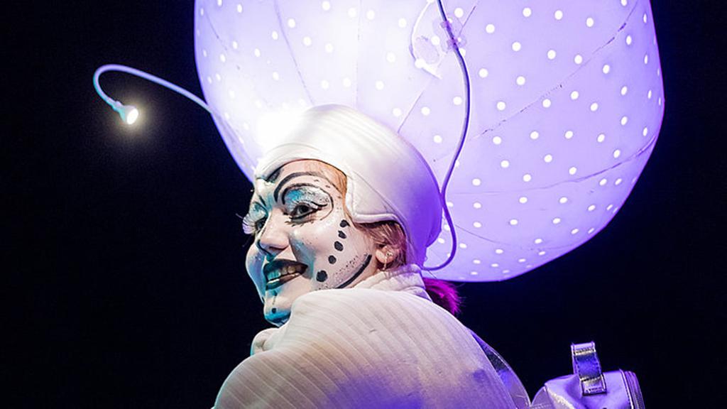 Marzahn-Hellersdorf: Magisches Jubiläum in den Gärten der Welt