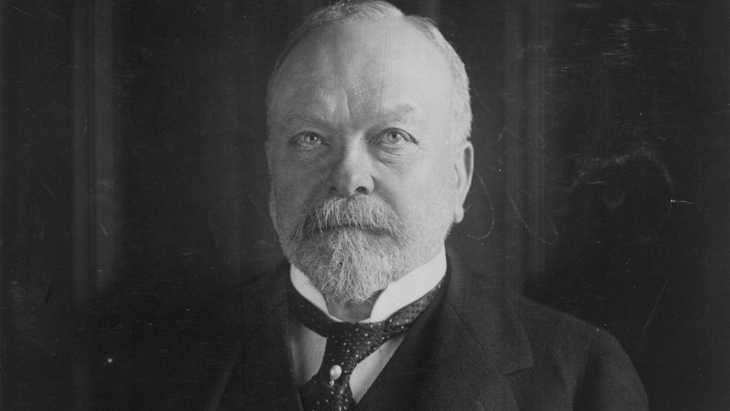 Der Verleger Rudolf Mosse