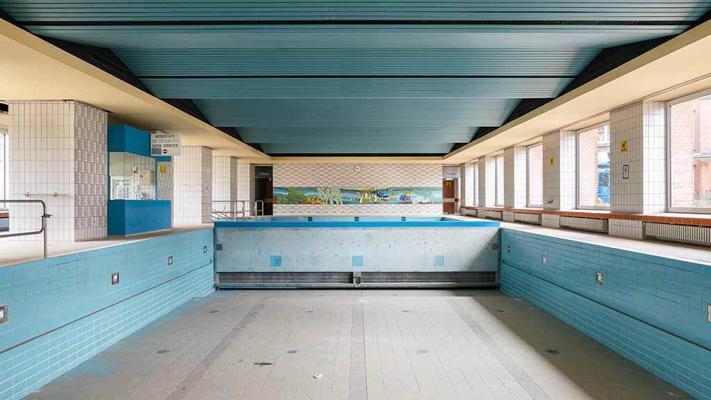 Tempelhof-Schöneberg: Früher Schwimmbad, heute Traum-Kita
