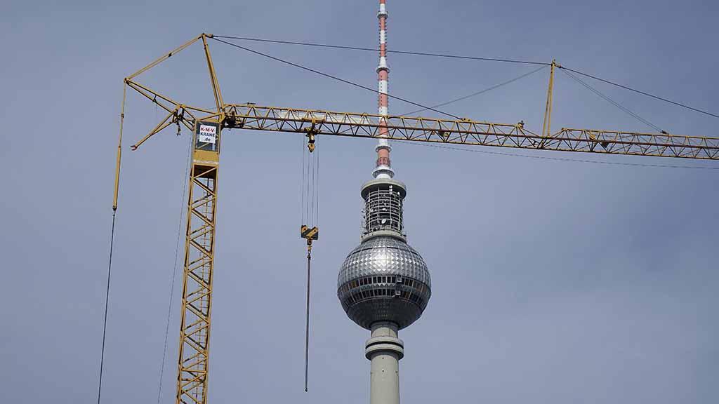 Wohnungsbau Berlin