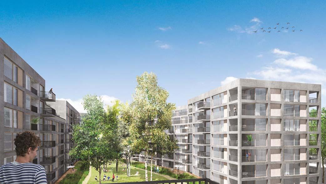 Hohenschönhausen: Neues Quartier mit 2.200 Wohnungen