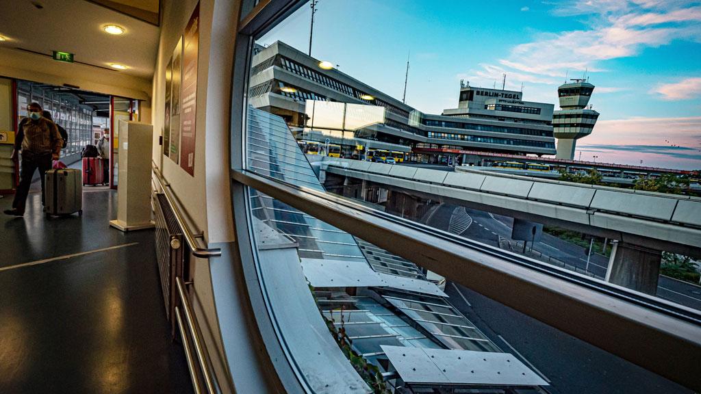 Berlin-Tegel: Air France sagt Adieu
