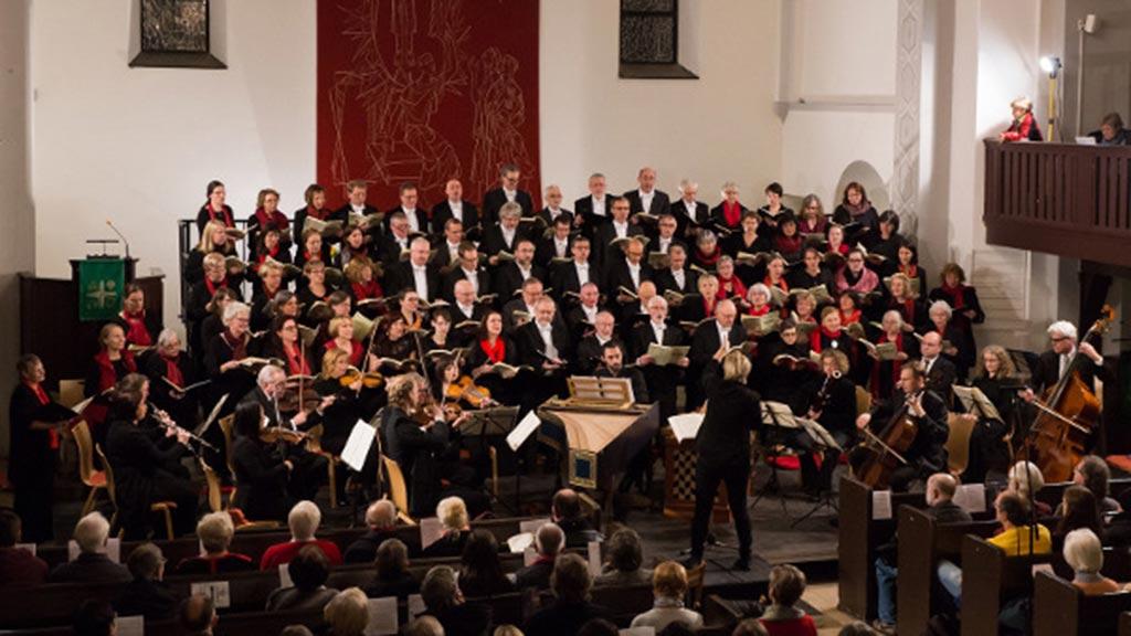Berlin-Karlshorst: Bachs Werk – Kirchenmusik mit allen Feinheiten und Methoden