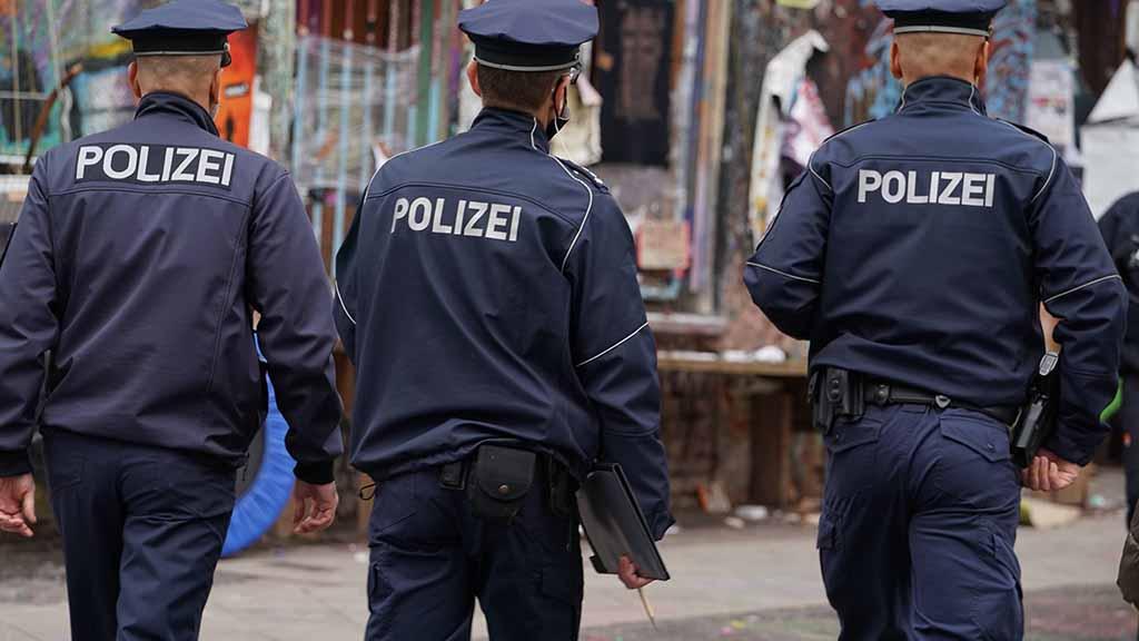 Rassisten in der Berliner Polizei