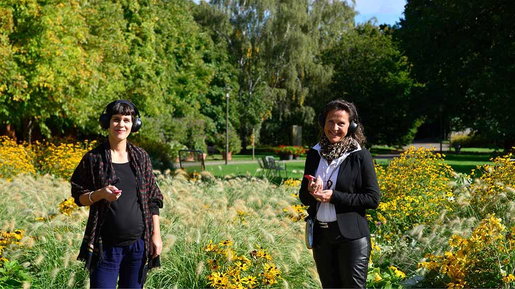 Marzahn-Hellersdorf: Grüne Geschichten aus den Gärten der Welt