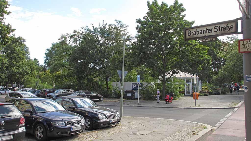 MUF Brabanter Straße