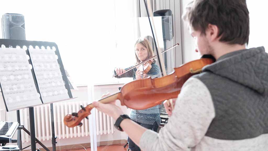 Berlin-Spandau: Mehr Sicherheit für Musikschullehrer