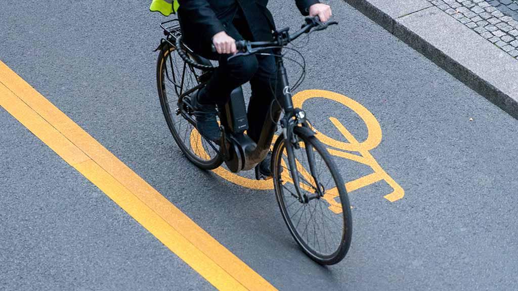 Berliner Pop-up-Radwege dürfen vorerst bleiben
