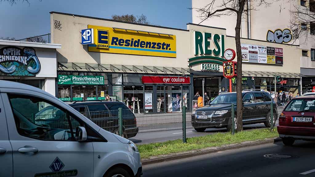 Berlin-Reinickendorf: Bilanz zu Tempo 30 in der Residenzstraße