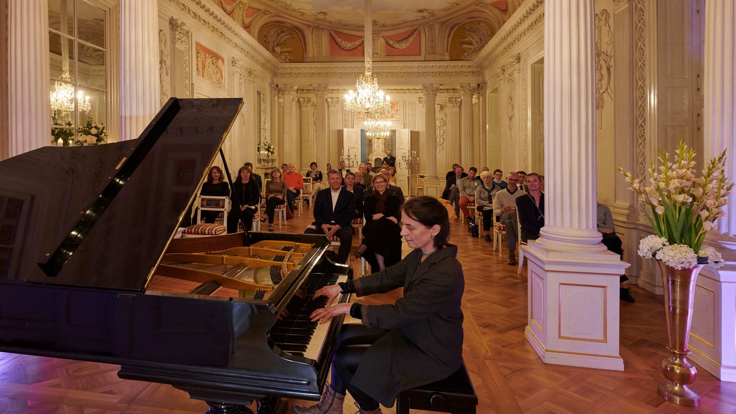 Berlin-Friedrichsfelde: Beethovens Musik im Tierpark-Schloss