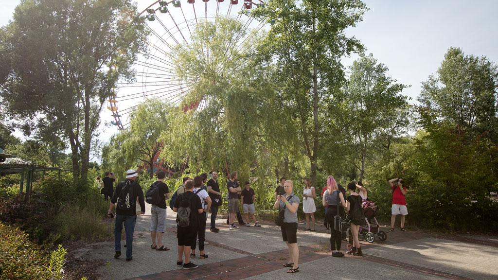 Treptow-Köpenick: Noch mehr Touren durch den Spreepark
