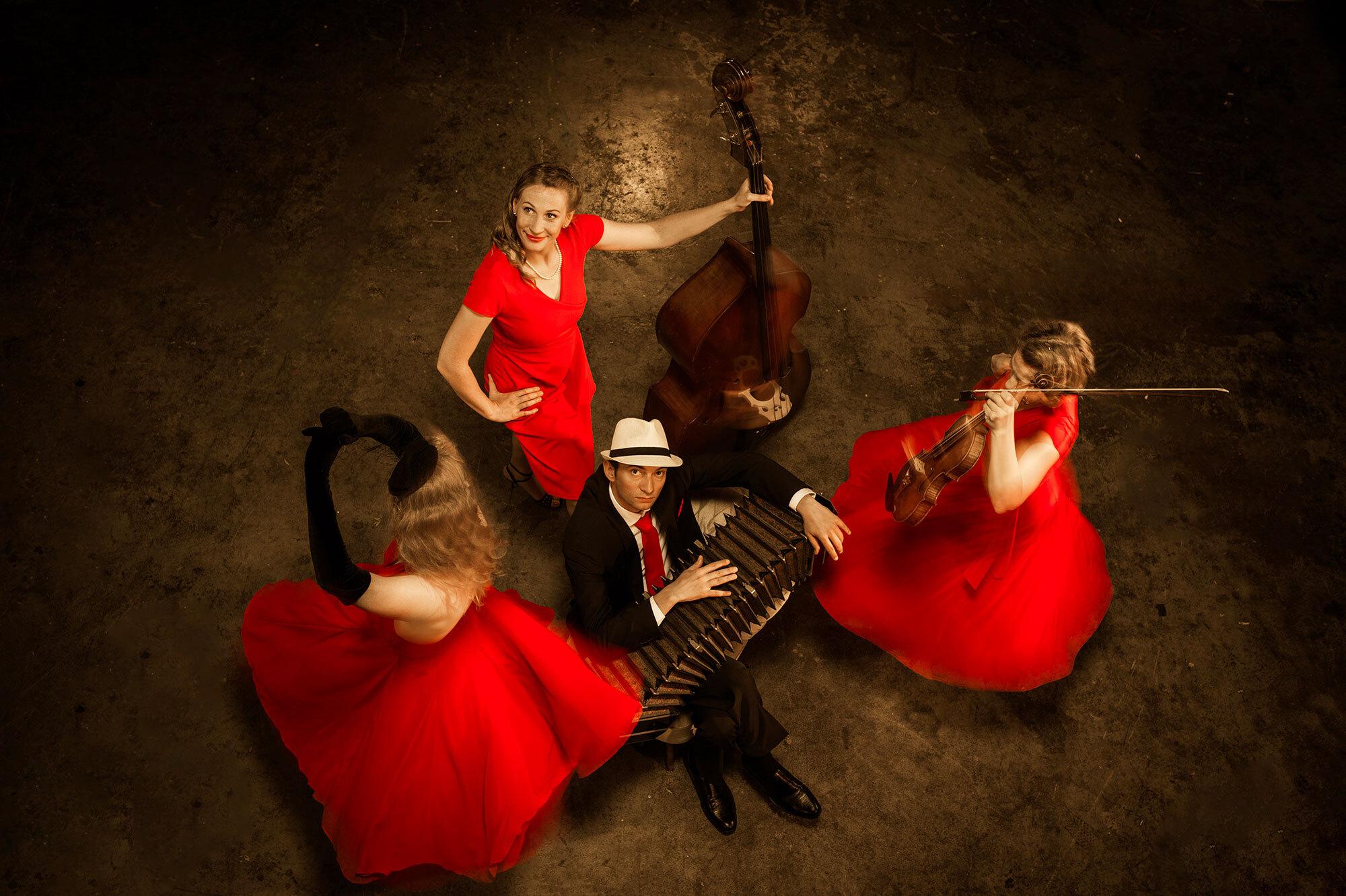 Marzahn-Hellersdorf: Die Welt des Tango zu Gast im Bezirk