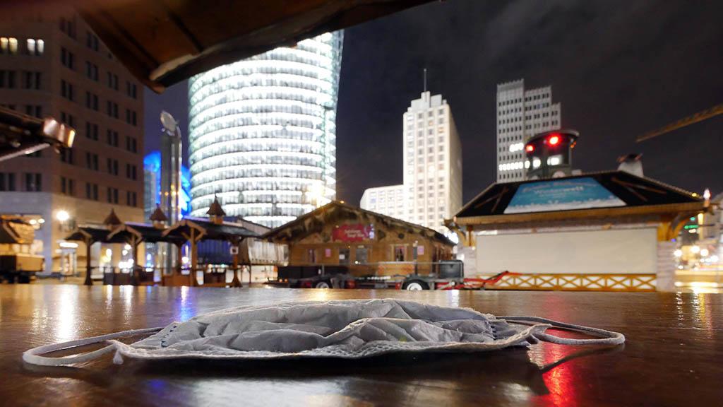 Corona-Pandemie: Was im November auf Berlin zukommt
