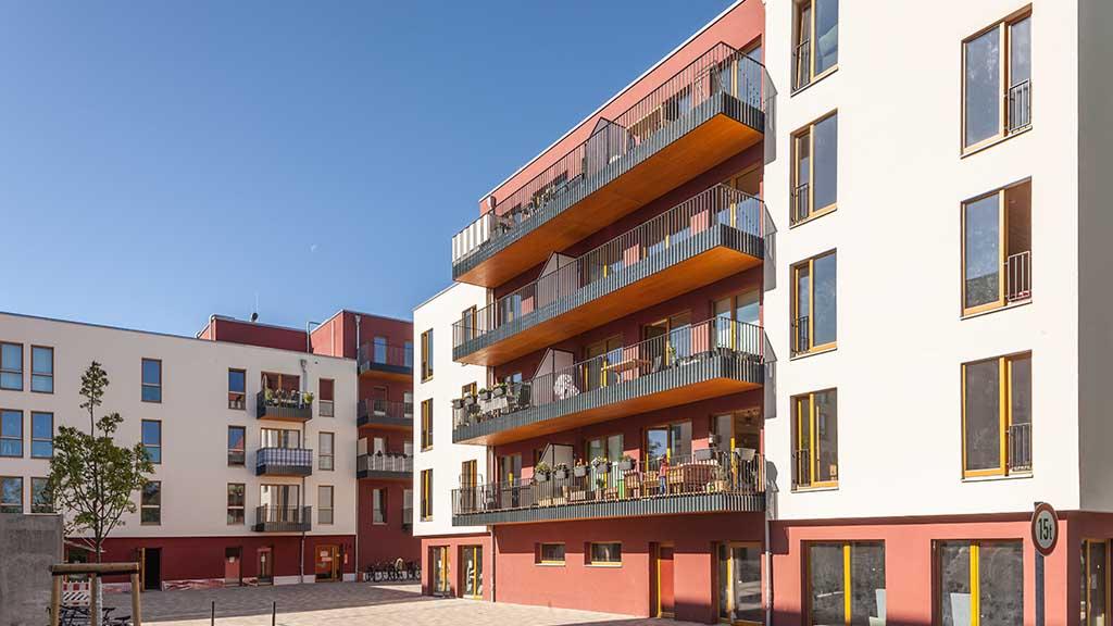 Neues Wohnquartier in Weißensee mit Bundespreis Umwelt und Bauen ausgezeichnet
