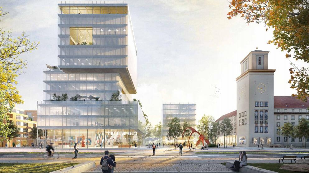 Ein Stadtquartier für Tempelhof