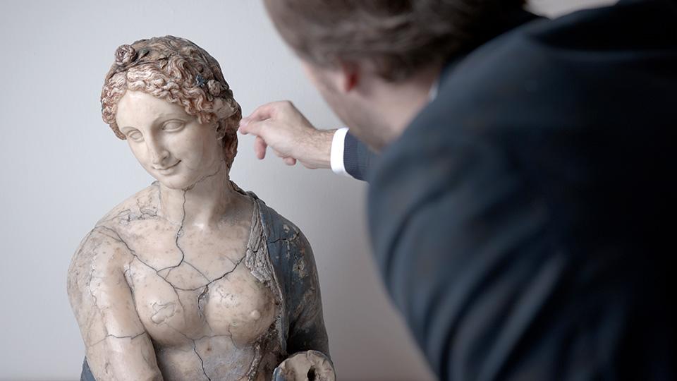 ARTE-Dokumentation zu einem Berliner Kunstskandal