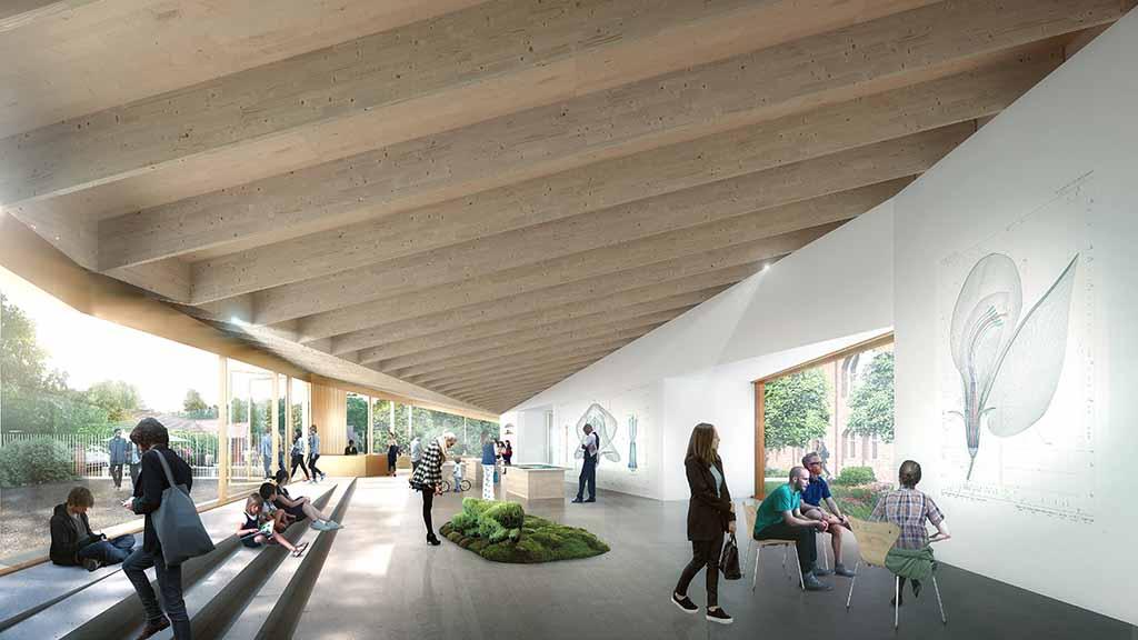 Steglitz-Zehlendorf: Der Botanische Garten wächst für seine Gäste