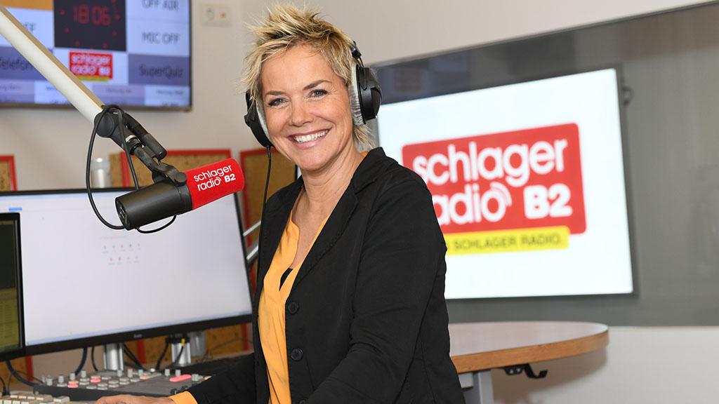 TV-Star Inka Bause moderiert jetzt bei Schlager Radio B2