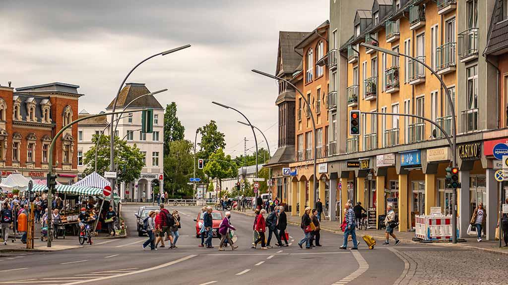 Berlin-Lichterfelde: So will der Bezirk den Kranoldkiez retten