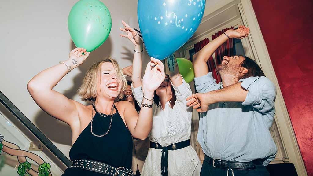 Partys in Zeiten von Corona
