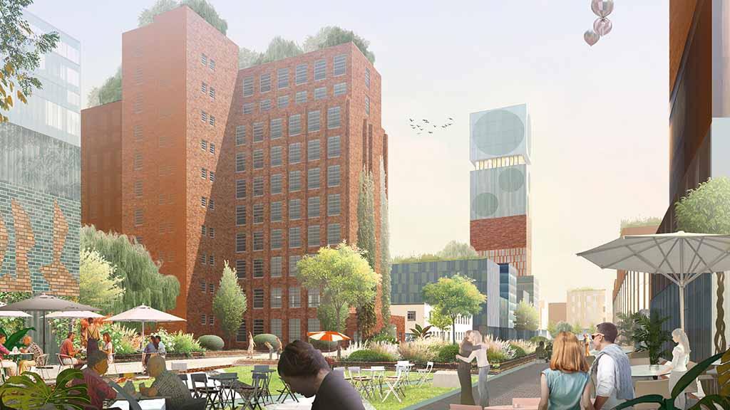 Berlin-Spandau: Initiative kritisiert Plan für Siemensstadt 2.0