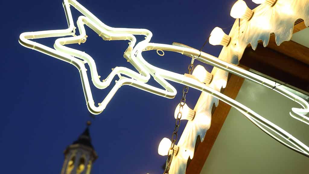 Berlin-Spandau: Der Weihnachtsmarkt fällt aus